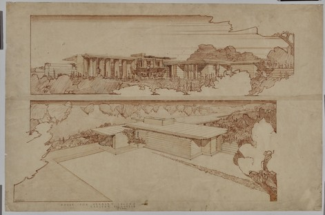 Events zum 150. Geburtstag von Frank Lloyd Wright