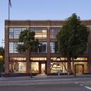 Bohlin Cywinski Jackson Bay Area Café Interior Design