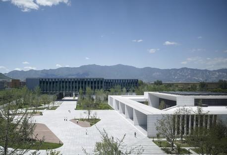 GMP Huawei Technological Factory Buildings, Peking