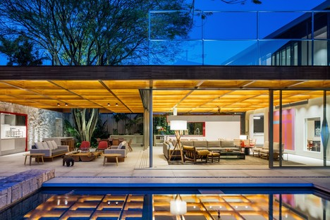 Perkins + Will Architecture House around the Tree São Paulo, Brasilien
