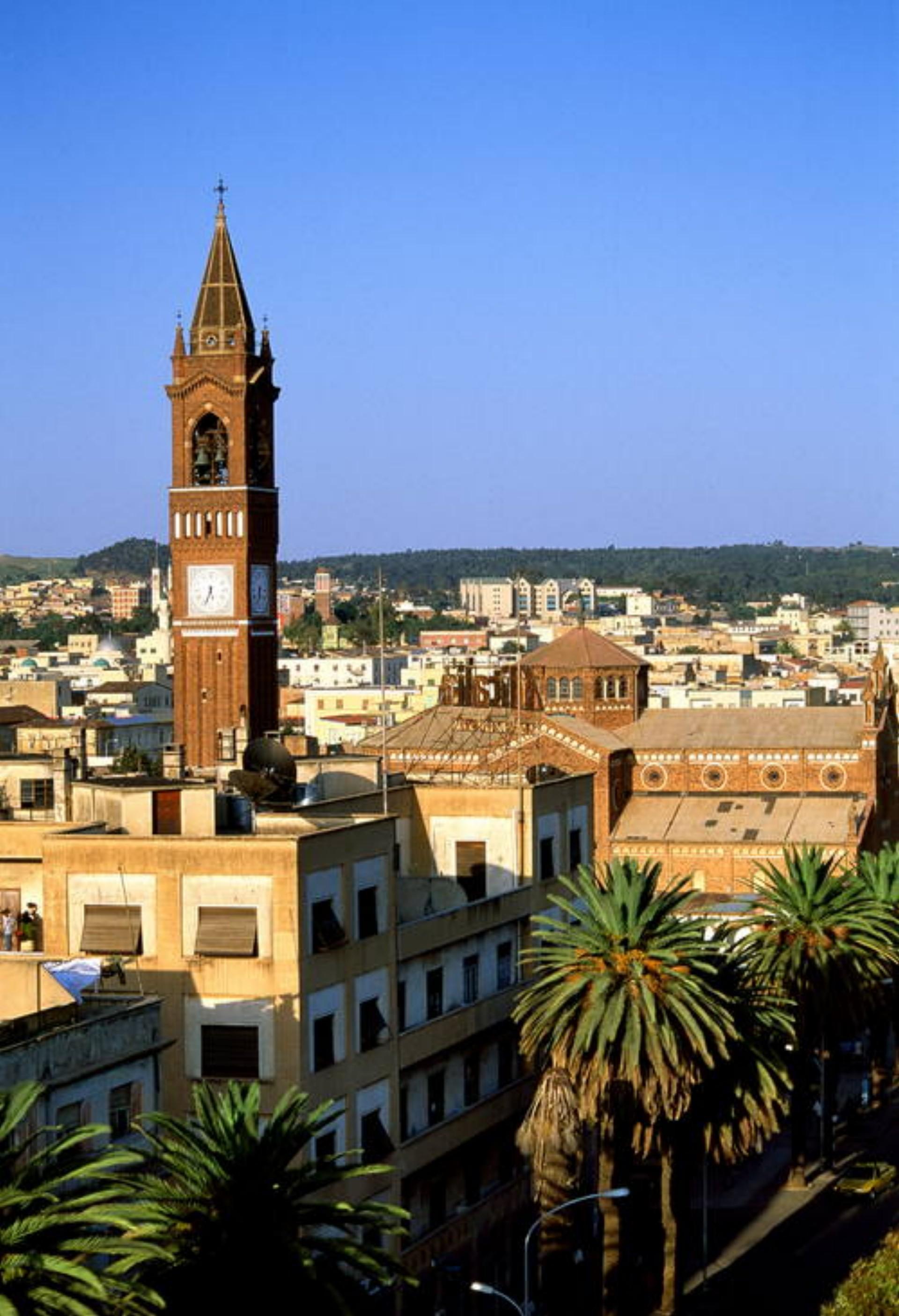 Asmara Eine Modernistische Stadt In Afrika Unesco
