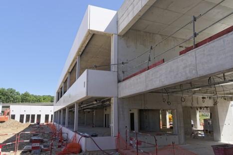 Claudia Sansovini Schule Vulaines-sur-Seine Frankreich