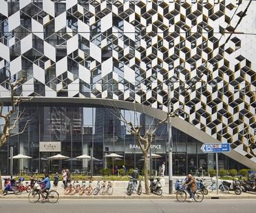 UNStudio Lane 189 neue Räumlichkeiten für Retail und Relax in Shanghai
