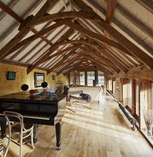 David Sheppard Architects Cob Corner Haus eines Architekten