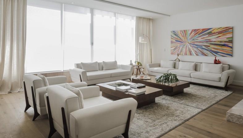 Nautica Apartment in Panama von Ventura Arquitectos und Laura Sanchez