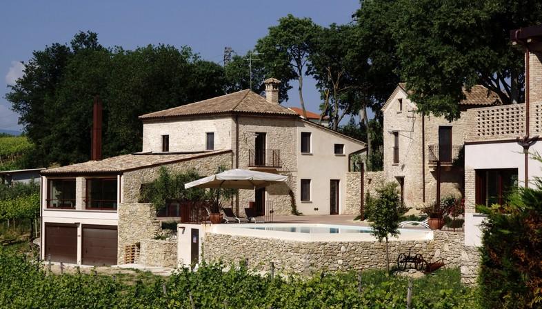 Borgo Baccile lebt wieder auf dank Rocco Valentini