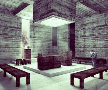 Quattro vincitori Premio Europeo di Architettura Sacra