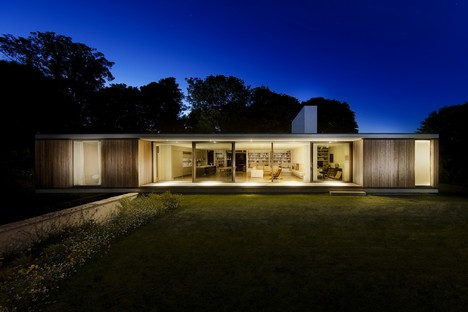 Strom Architects Privathaus The Quest Dorset