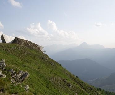 Der Preis Andrea Palladio Italia für die Museen von Reinhold Messner