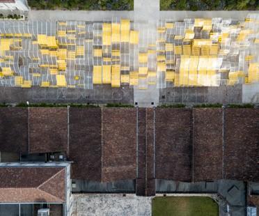 Pavillon Martell das französische Erstwerk von SelgasCano Architects