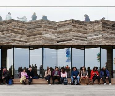 dRMM Architects restauro del molo di Hastings