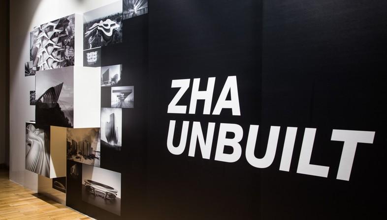 Mostra Zaha Hadid Architects: Unbuilt alla Jaroslav Fragner Gallery Praga
