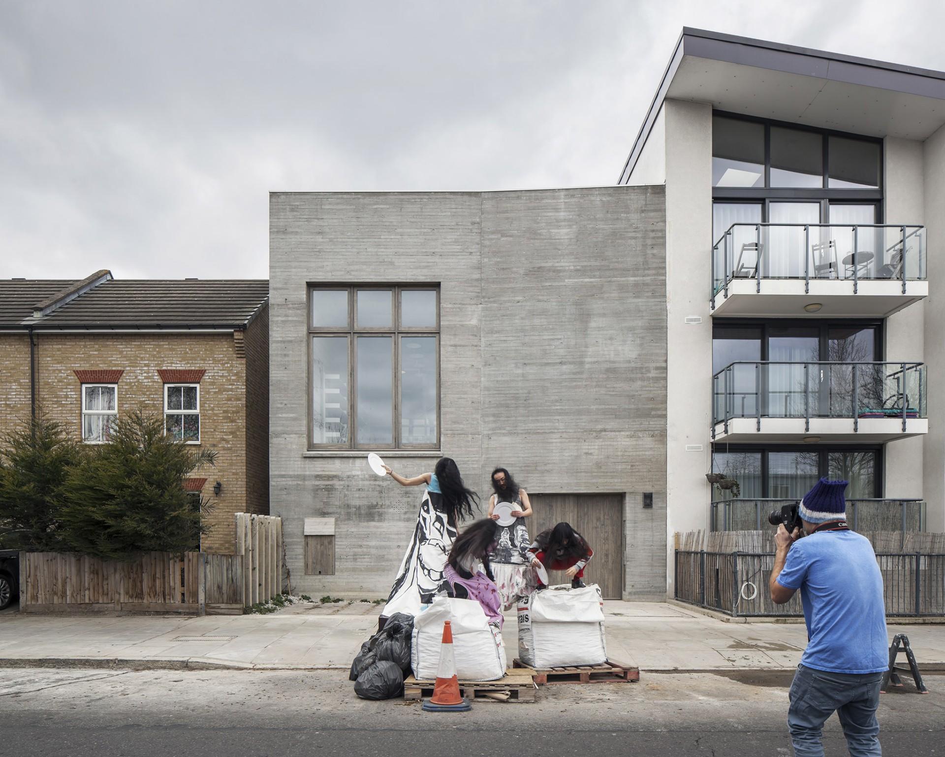 6a architects Fotostudio fuer Juergen Teller London | Floornature