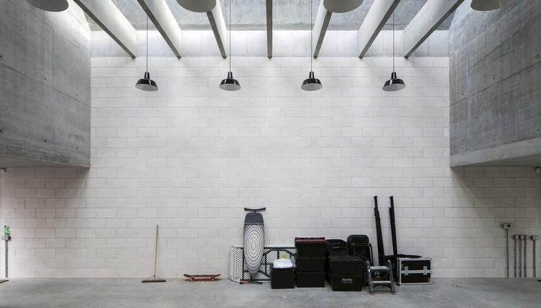 6a architects Fotostudio für Juergen Teller London