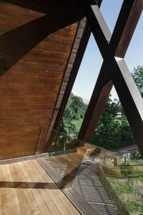 Messner Architects Waldkirche in Lichtenstein am Ritten