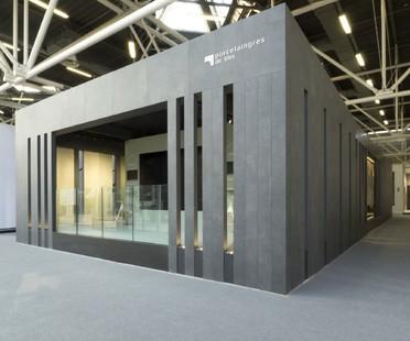 Urban House, Between Vision and Reality - Porcelaingres auf der Cersaie 2017