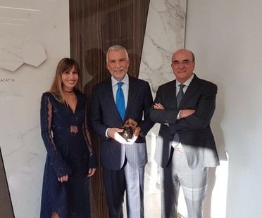 Eröffnung von Oficina Técnica Matimex Iris Ceramica Group