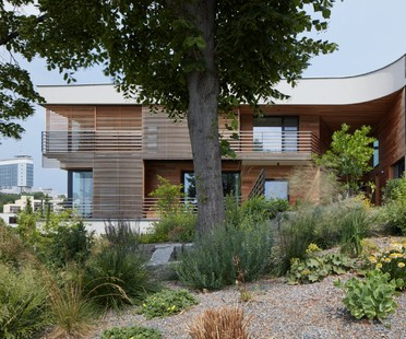 Villa H di Atelier 6