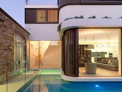 Luigi Rosselli Architects Pool House in Randwick