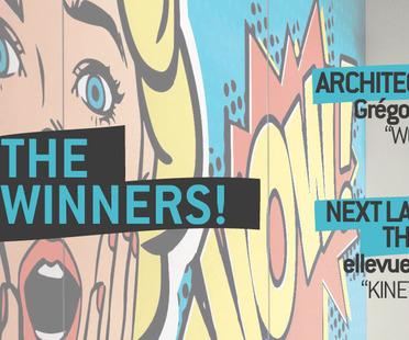 Die Gewinner von Next Landmark Architectural SKIN