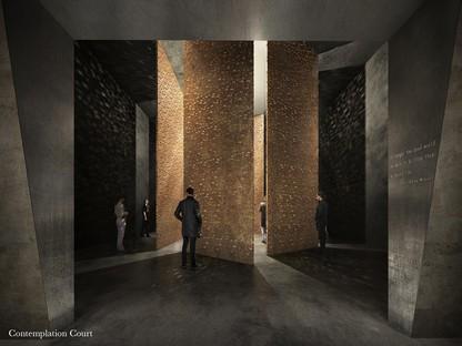Adjaye Associates, Ron Arad Architects UK Holocaust Memorial London
