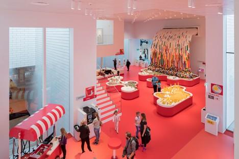 BIG Bjarke Ingels Group Das LEGO-Haus Billund Dänemark