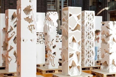 SpazioFMG Ausstellung TU Delft + MVRDV The Why Factory