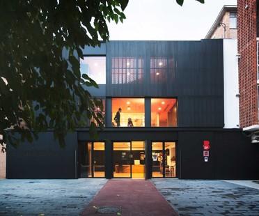 BCQ arquitectura Bürgerzentrum CAN CLARIANA CULTURAL Barcelona