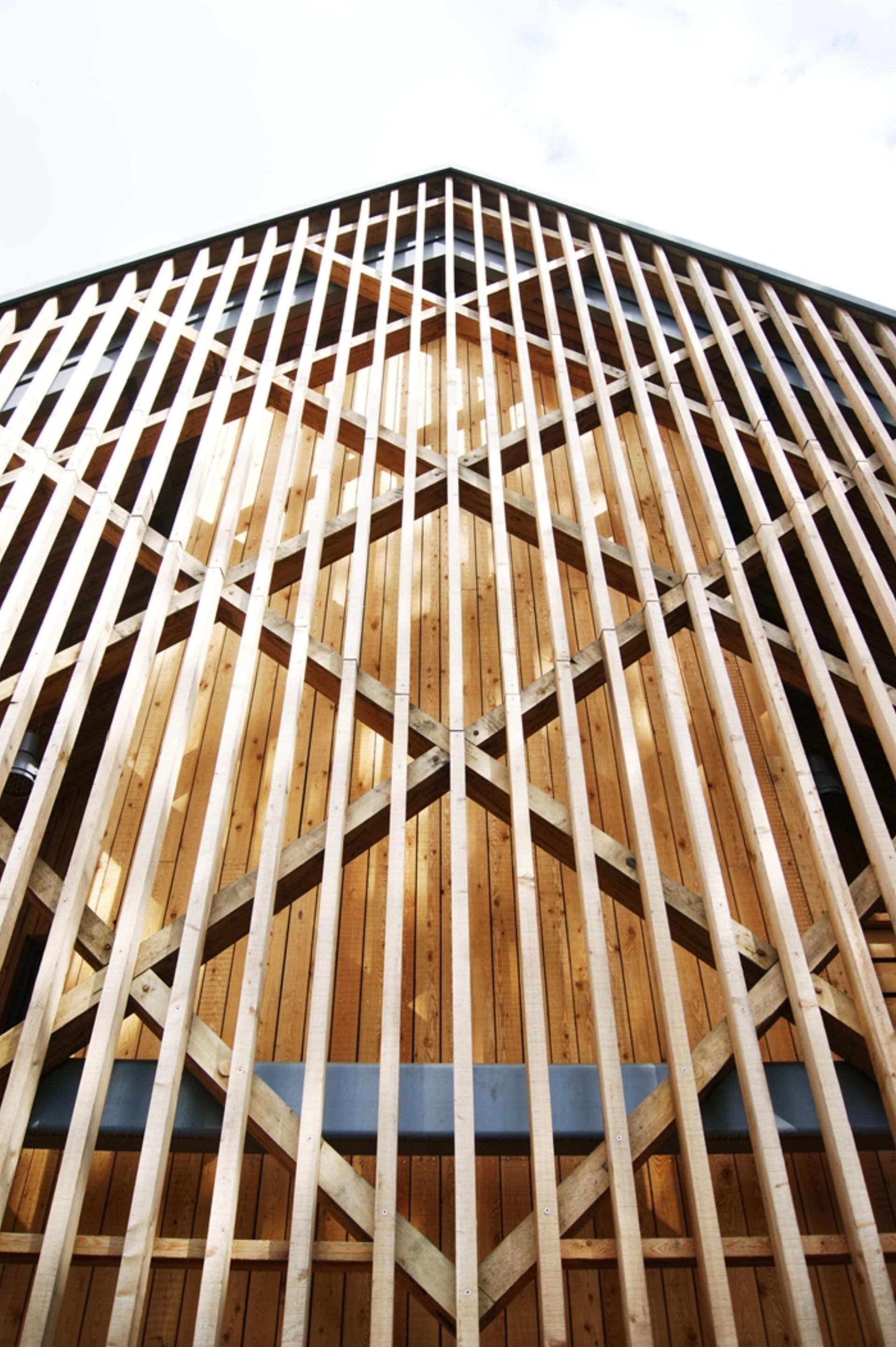 Feilden Clegg Bradley Studios Art and Design Building Bedales School Hampshire