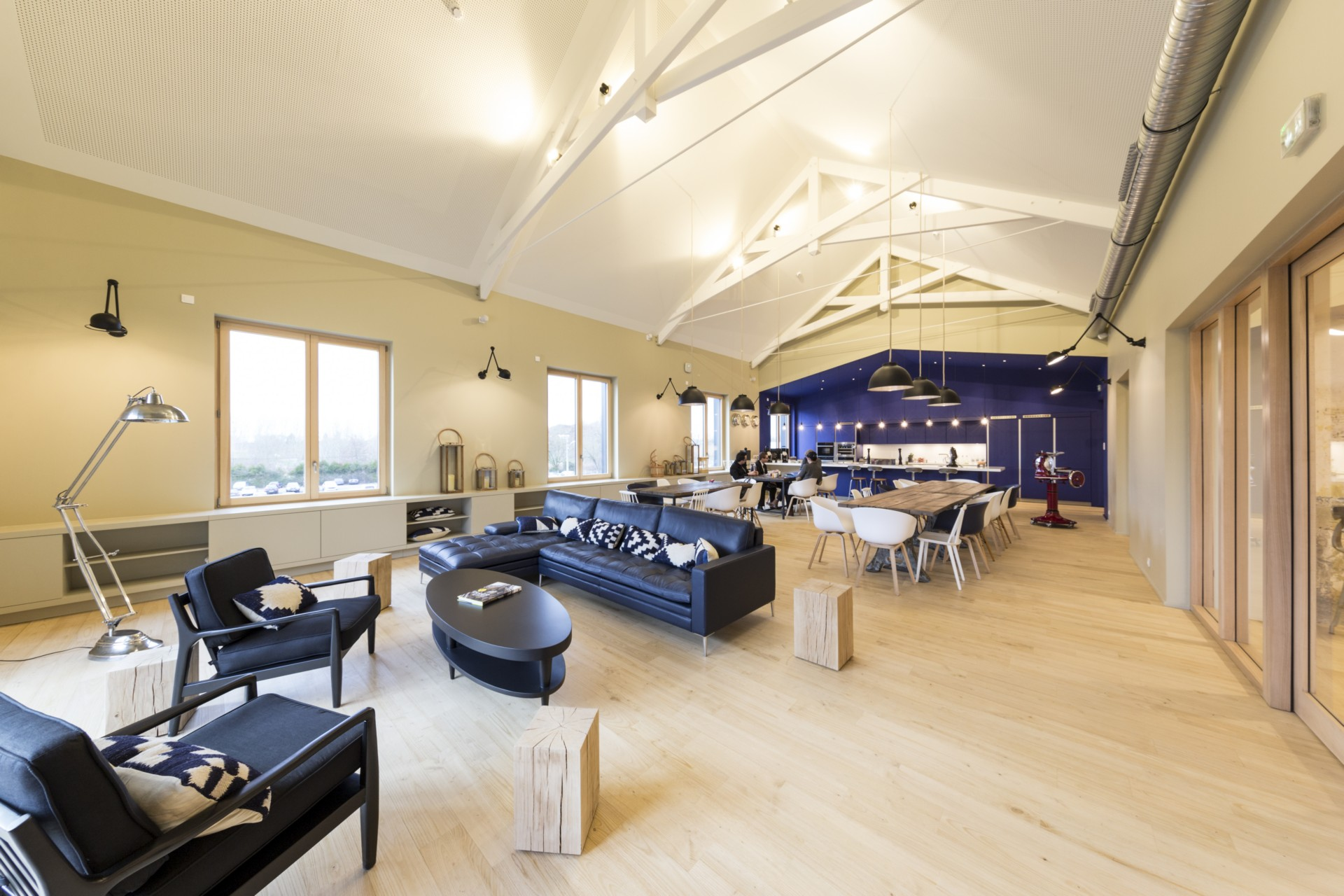 Encore Heureux architectes 507 Fab House von Hutchinson