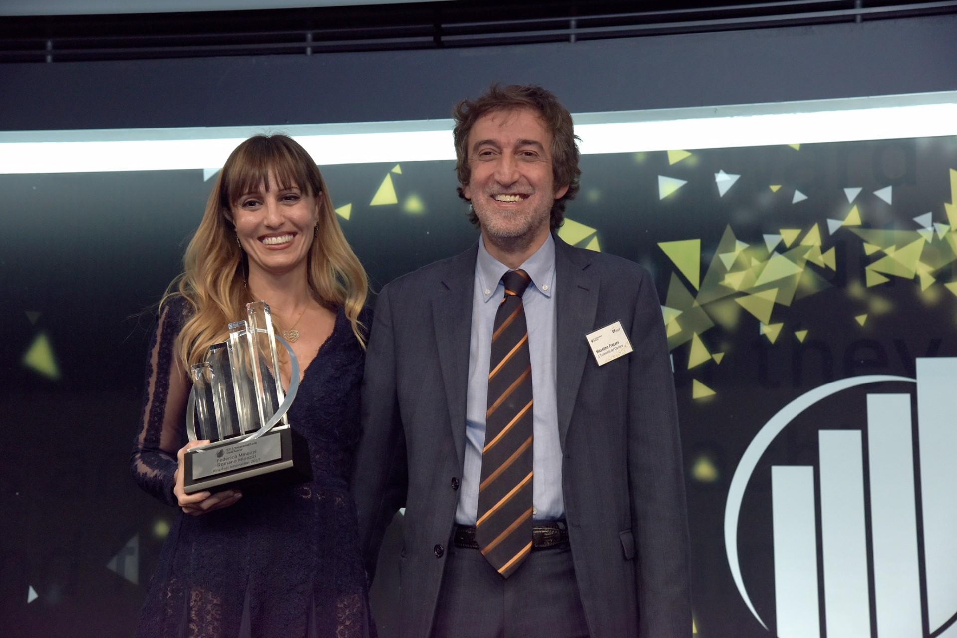 Iris Ceramica Group beim Preis EY Unternehmer des Jahres