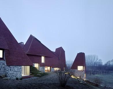 Macdonald Wright Architects Caring Wood ein Landhaus des 21. Jahrhunderts