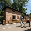 La casa prototipo del Guangming Village è World Building of The Year 2017