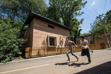 Der Haus-Prototyp in Guangming Village ist das World Building of The Year 2017