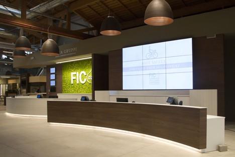 FICO: Die Kollektionen und Oberflächen Active von Iris Ceramica Group