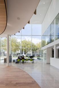 Cepezed Westland Town Hall ein Gewächshaus für die Bürger von Naaldwijk