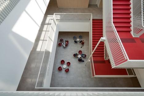 Filippo Taidelli Campus Humanitas University Mailand