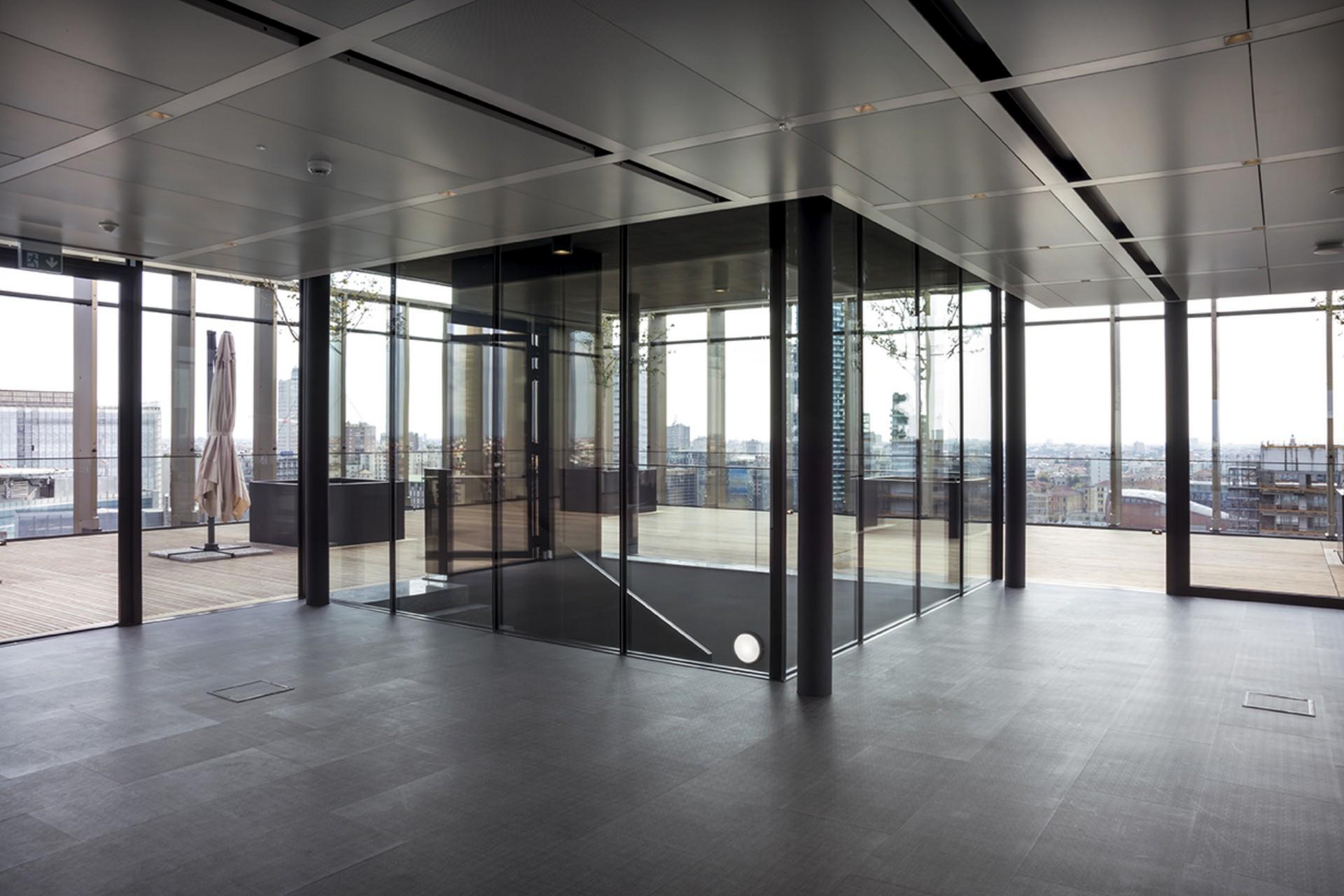 Lombardini22 L22 Urban & Building S32 Fintech District Torre Sassetti Mailand