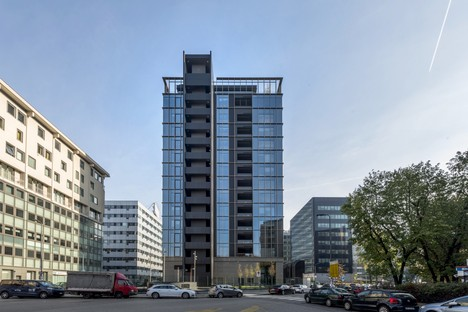 Lombardini22 L22 Urban & Building S32 Fintech District Torre Sassetti Mailand