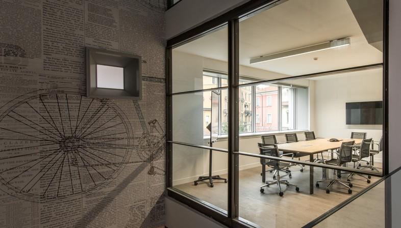 Studio DC10 Neuer Hub Copernico Martesana Mailand