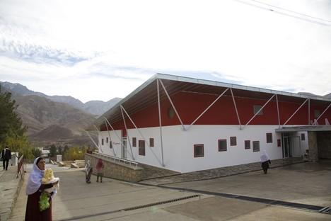 Tamassociati neue Geburtsklinik von Emergency Anabah Afghanistan