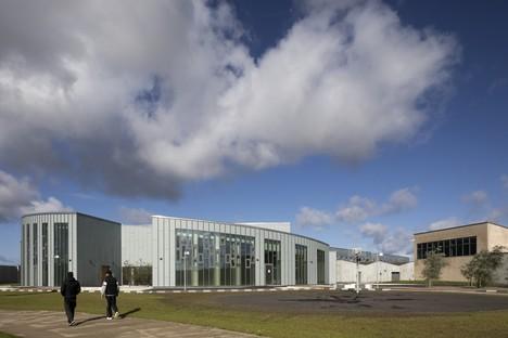 C.F. Møller Architects Storstrøm Prison ein menschenwürdiges Gefängnis