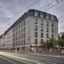 Tchoban Voss Architekten Albia Studentenwohnheim in Dresden