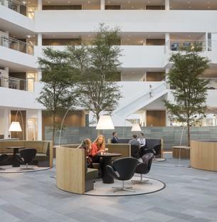 Henning Larsen Architects Headquarter Nordea Kopenhagen