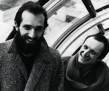 Ausstellung Renzo Piano et Richard Rogers Centre Pompidou Paris