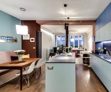 Pisi Design Architects Apartment an den Champ de Mars Paris