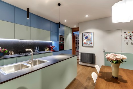 Pisi Design Architects Apartment an den Champ de Mars Paris