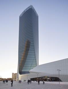 Zaha Hadid Architects CityLife Shopping District Mailand