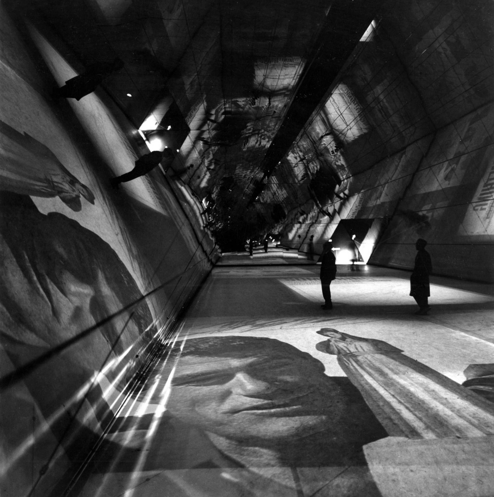 Ausstellung Il Territorio dell'Architettura – Gregotti e Associati 1953_2017
