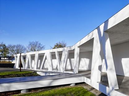 Henning Larsen Architects Art Pavilion Videbæk Dänemark